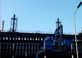 山东铁雄焦炉煤气放散点火工程顺利完工