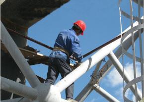 内蒙古万华高炉煤气放散塔点火装置工程顺利完工