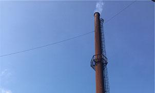安钢永通球墨高炉煤气放散点火装置工程顺利完工