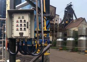 河北【敬业钢铁】转炉煤气放散装置改造 顺利竣工