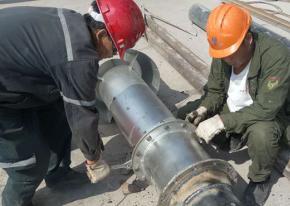 【煤气发生炉放散点火】 中美铝业 指定武汉海韵 长期合作商