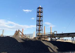 云南高炉煤气放散塔竣工 武汉海韵直燃式点火 更节能环保