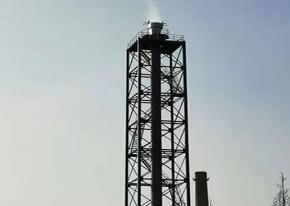 【河南】高炉煤气放散点火装置 点火成功 武汉海韵完工了!