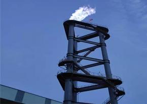 3套高炉煤气放散点火系统 海韵【山东】项目点火成功!