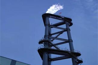海韵【山东】高炉煤气放散点火系统项目点火成功了!